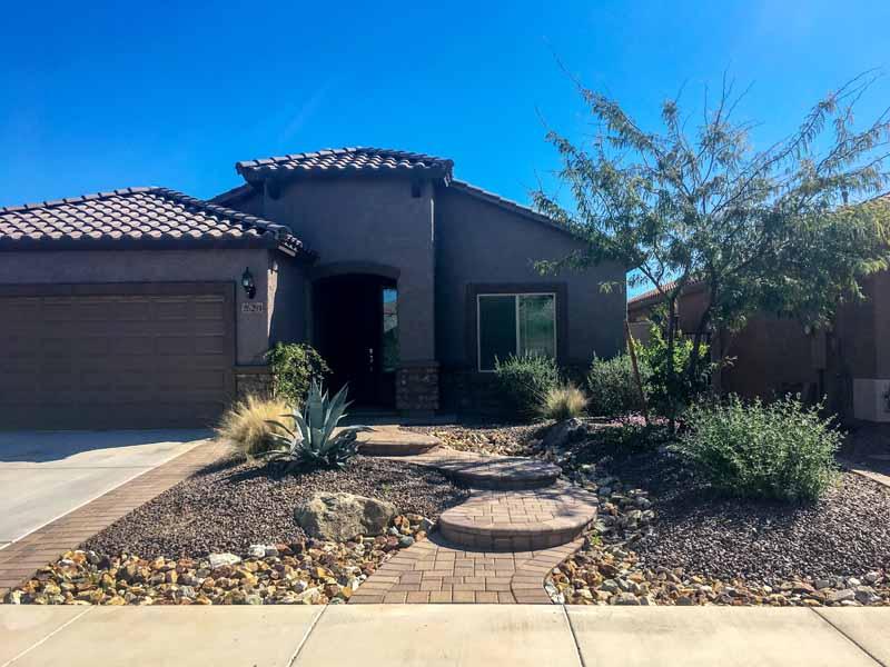 Phoenix Desert Landscape Design Company Mirage Landscaping Llc